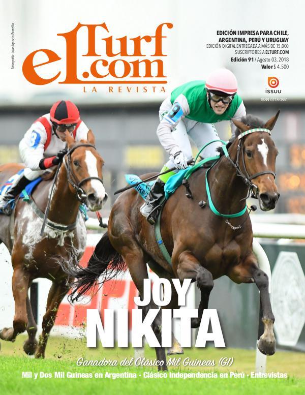 Revista Elturf.com Edición 91