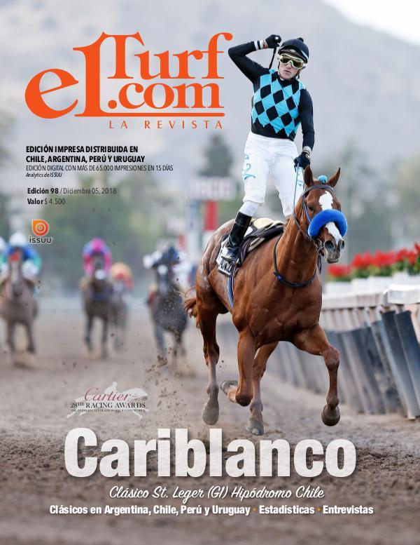 Revista Elturf.com Edición 98