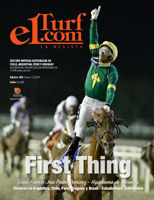 Revista Elturf.com Edición 100