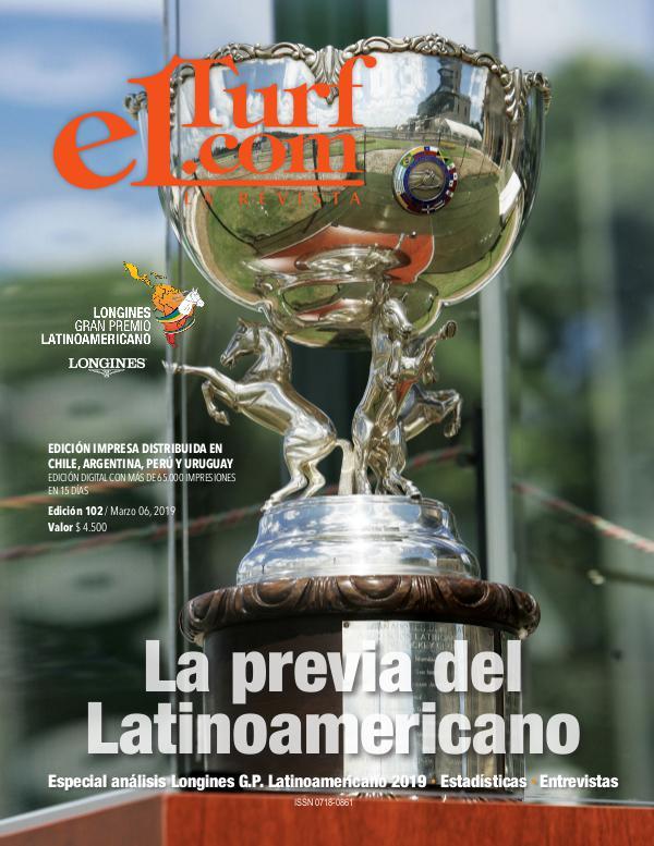 Revista Elturf.com Edición 102