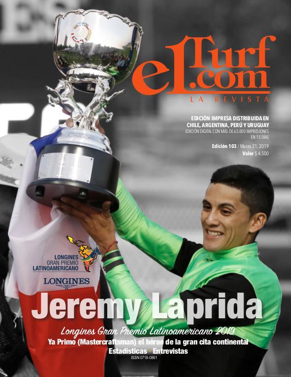 Revista Elturf.com Edición 103