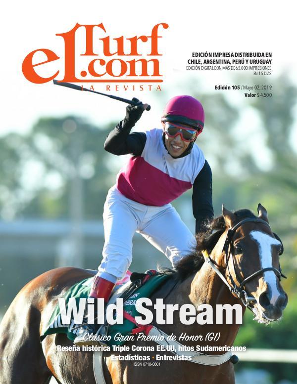 Revista Elturf.com Edición 105