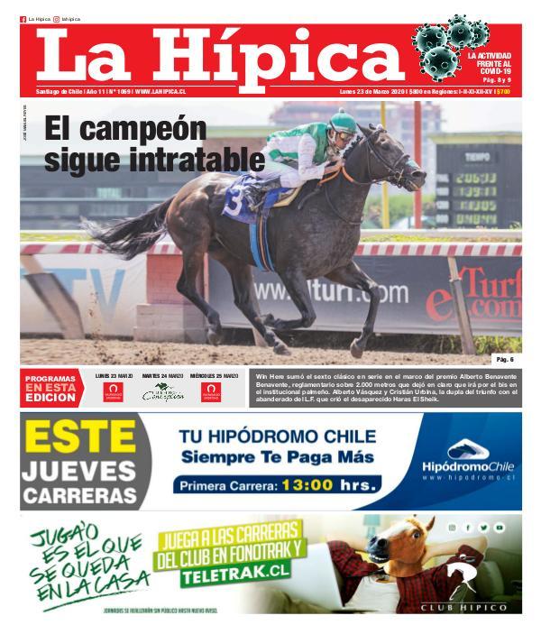 Diario La Hípica Edición 1069
