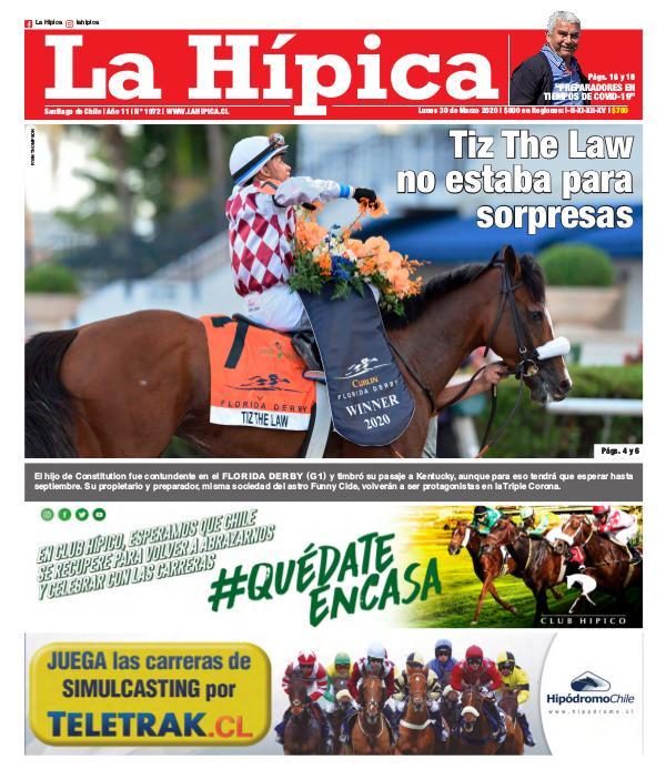 Diario La Hípica Edición 1072