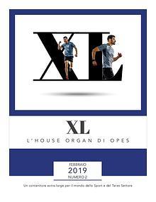 XL, l'house organ di OPES