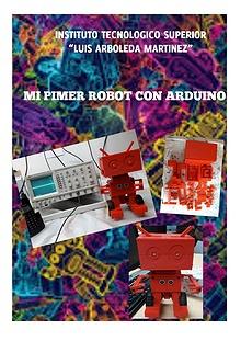 Mi primer Robot con Arduino