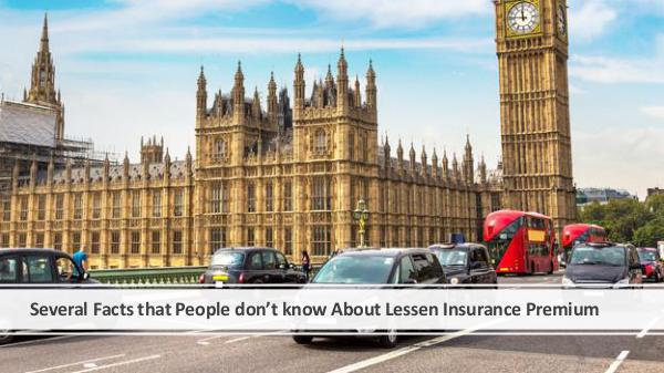 Why there is a need for a Taxi Insurance Policy? Several facts that people don't know about lessen