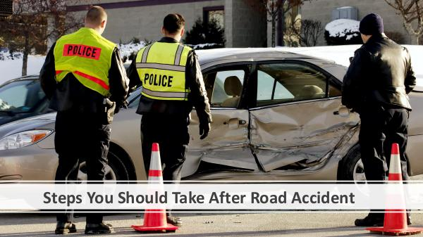 Steps You Should Take After Road Accident