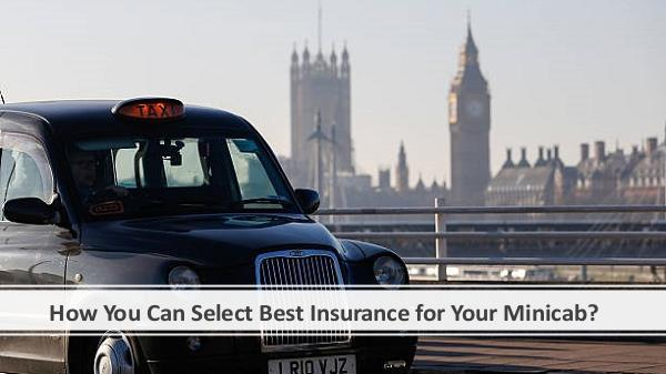 How You Can Select Best Insurance for Your Minicab