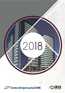 Realizações 2018 no Centro Empresarial CNC