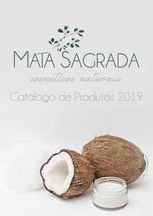 Mata Sagrada - Catálogo de Produtos 2019
