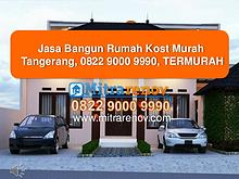 Jasa Bangun Rumah Tingkat Tangerang, 0822 9000 9990, TERMURAH