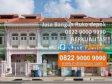 Jasa Bangun Rumah depok, BERGARANSI, 0822 9000 9990