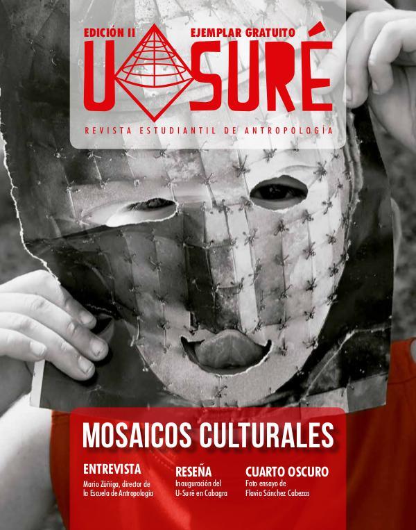 Revista Usuré Mosaicos Culturales