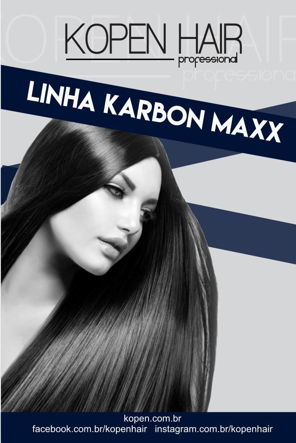 Linha de Finalização CATALOGO LINHA KARBON MAXX