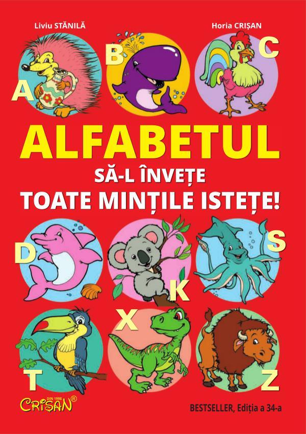 Various eBooks Alfabetul sa-l invete toate mintile istete!