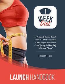 The 1 Week Diet Brian Flatt review