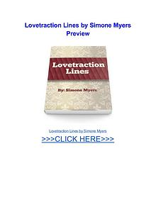 Lovetraction Lines Simone Myers