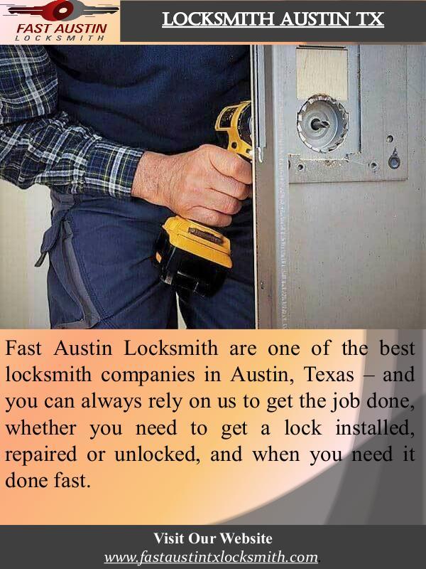 Ausitn Locksmith Service Locksmith Austin TX
