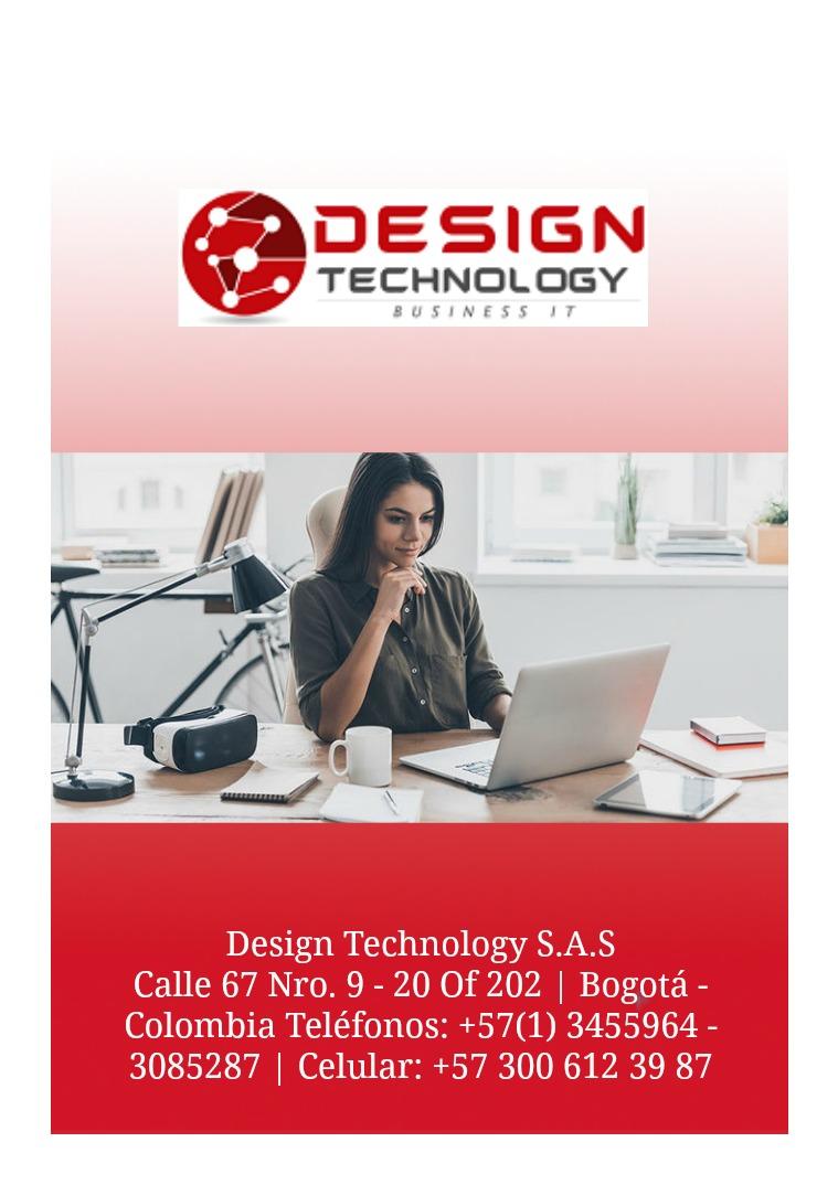 DESIGN TECHNOLOGY. Redes Sociales