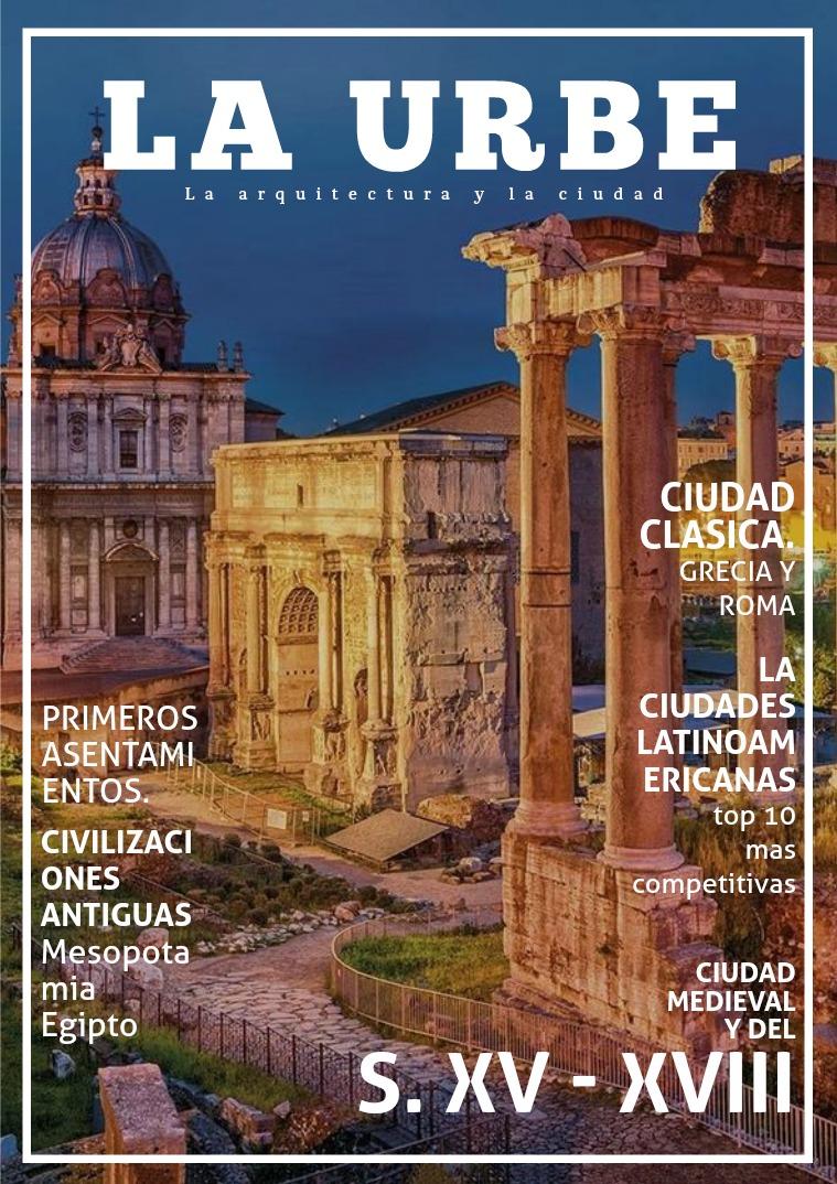 La arquitectura y la ciudad Ciudades
