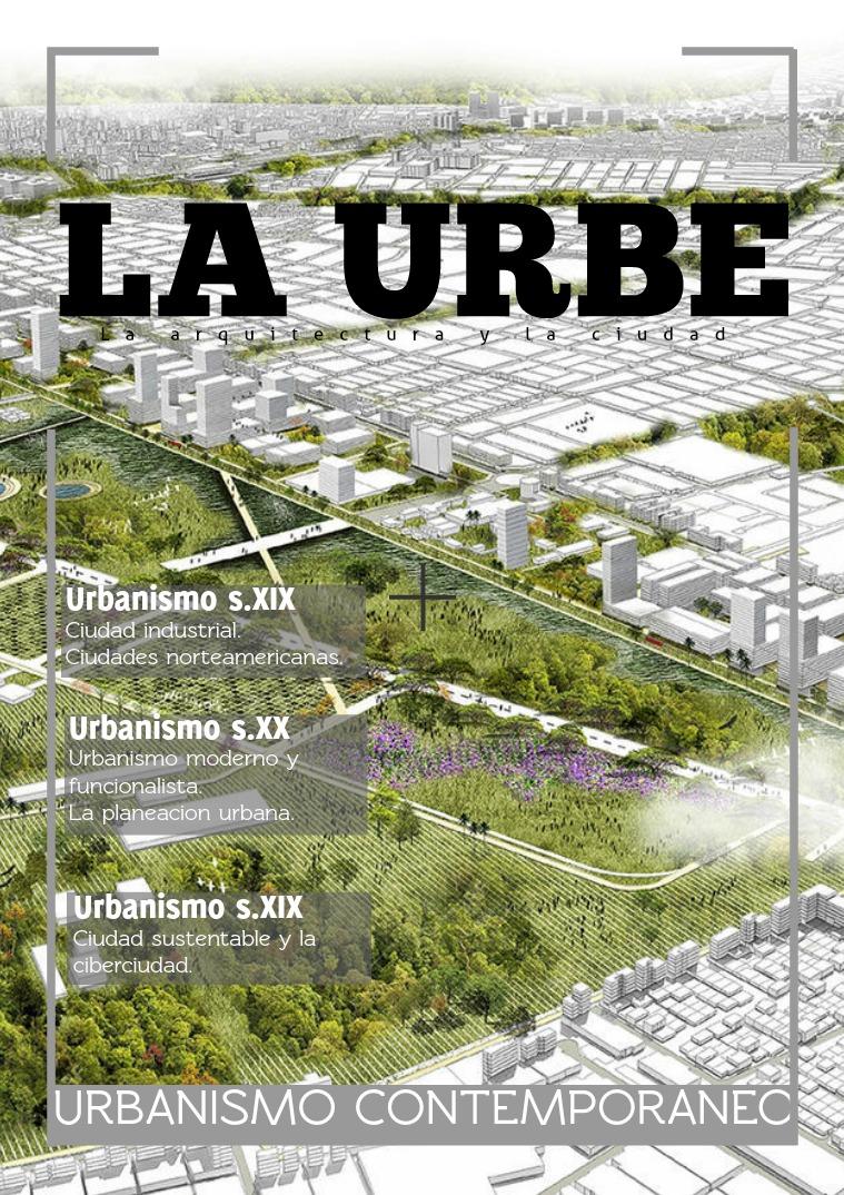 La arquitectura y la ciudad Urbanismo contemporaneo