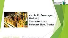 Alcoholic - Beverages Global Market Report 2019