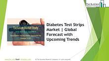 Global Diabetes Test Strips Size and Segments