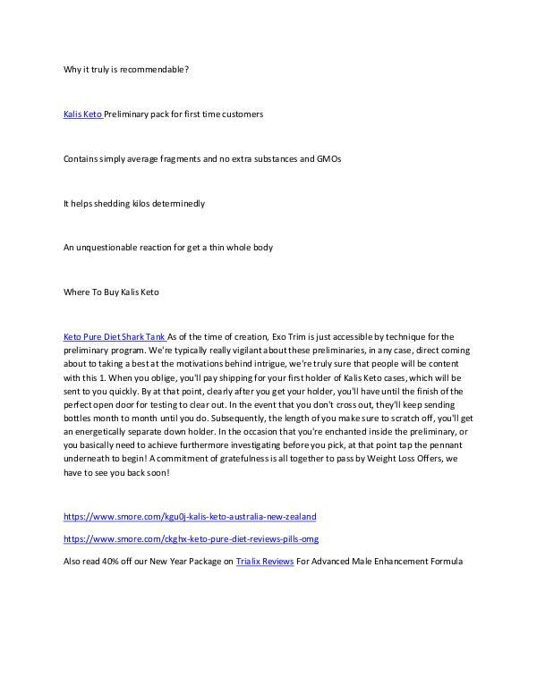 https://www.smore.com/q1fmv-mara-nutra-garcinia-fiyat-tr Remarkable Website - KALIS KETO Will Help You Get