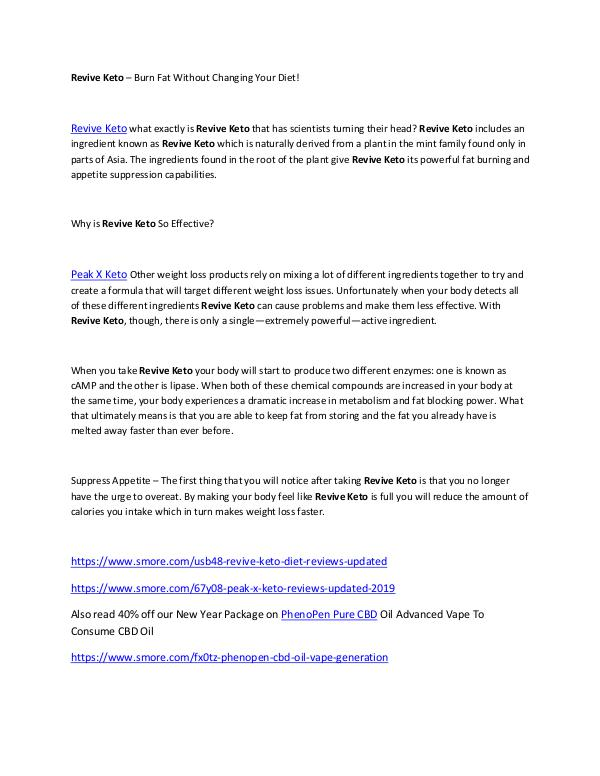 https://www.smore.com/q1fmv-mara-nutra-garcinia-fiyat-tr Learn How To Start REVIVE KETO