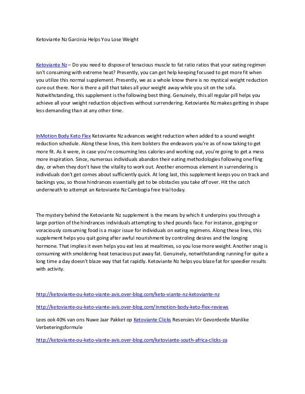 https://www.smore.com/q1fmv-mara-nutra-garcinia-fiyat-tr The Secrets To KETOVIANTE NZ