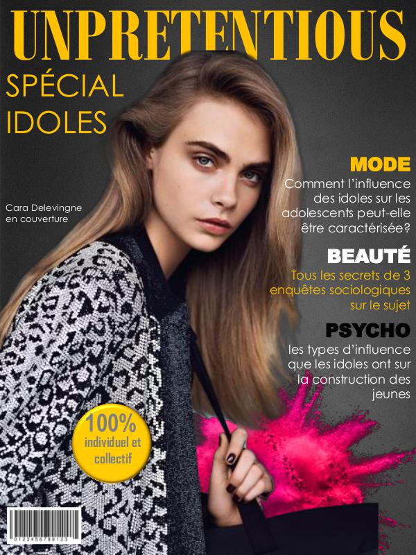 Mi primera publicacion Magazine TPE 1.0