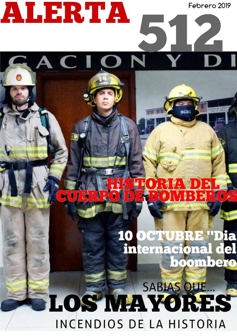 Mi primera publicacion historia del cuerpo de bombero Ecuador