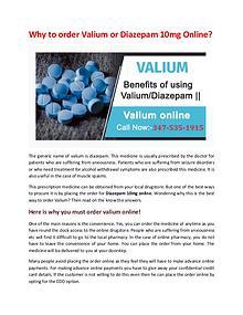 Buy Valium    Order Valium Online