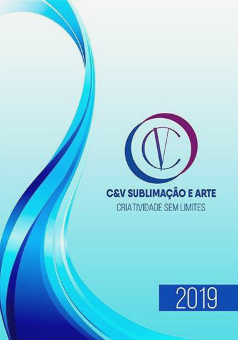 Catalogo C&V Sublimação e Arte CATALOGO TESTE PDF