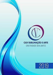 Catalogo C&V Sublimação e Arte