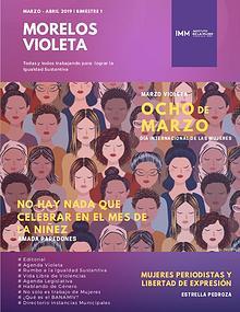 Morelos Violeta