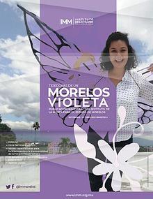 Morelos Violeta No. 4