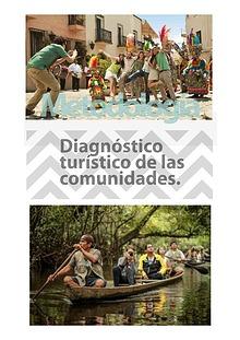 metodología del diagnóstico turístico de las comunidades.
