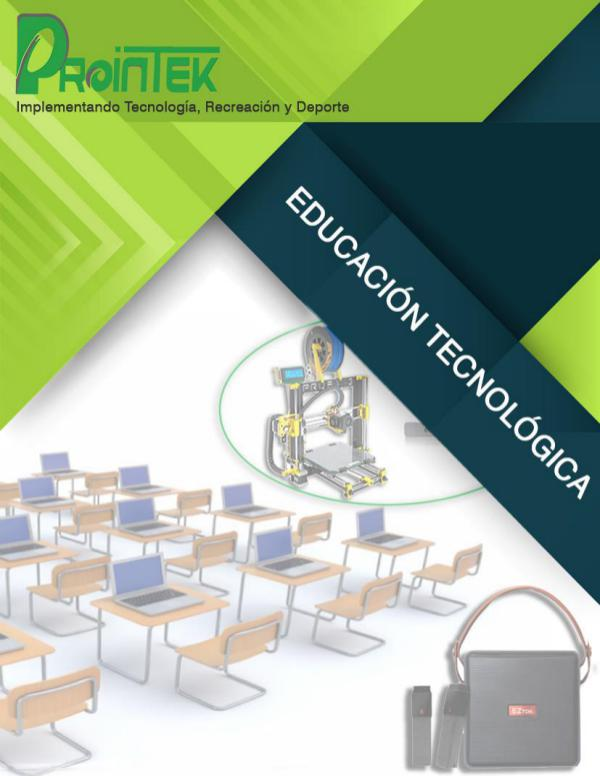 EDUCACIÓN TECNOLÓGICA EDUCACION_TECNOLOGIA_V4