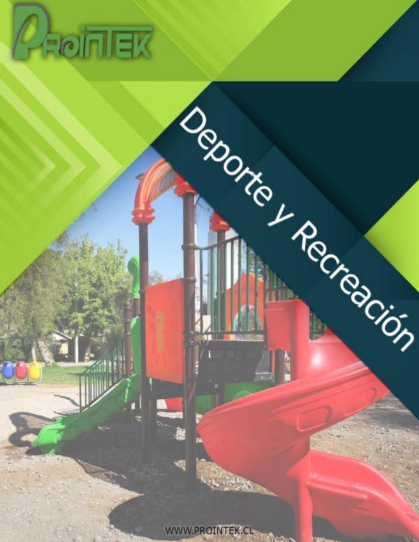 Deporte y Recreación DEPORTE_RECREACIÓN_MOBILIARIO