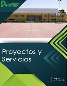 PROYECTOS Y SERVICIOS