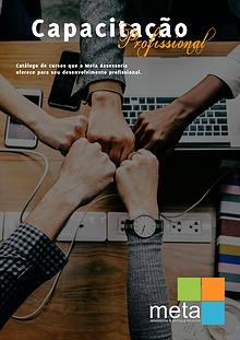 Catálogo de Cursos - Meta Assessoria & Serviços Técnicos