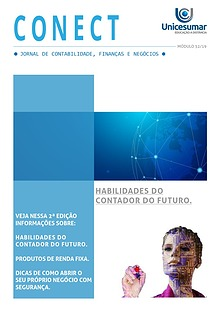CONECT - JORNAL DE CONTABILIDADE, FINANÇAS E NEGÓCIOS - 2ª EDIÇÃO