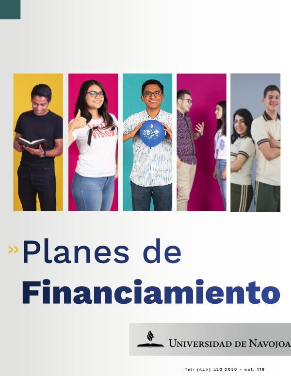 Finanzas Planes de Financiamiento