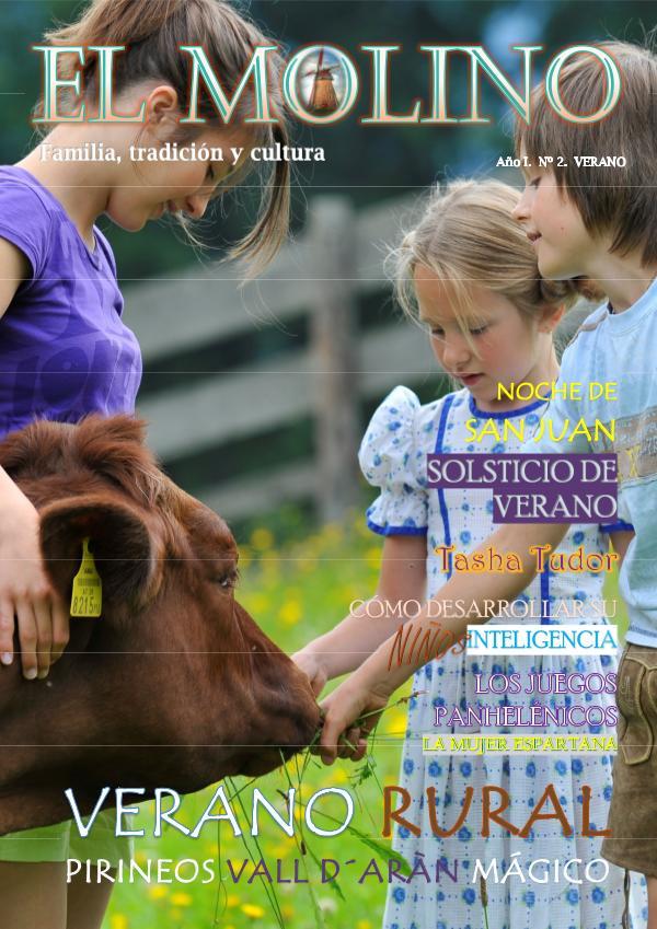 Revista EL MOLINO Revista EL MOLINO -Verano 2019