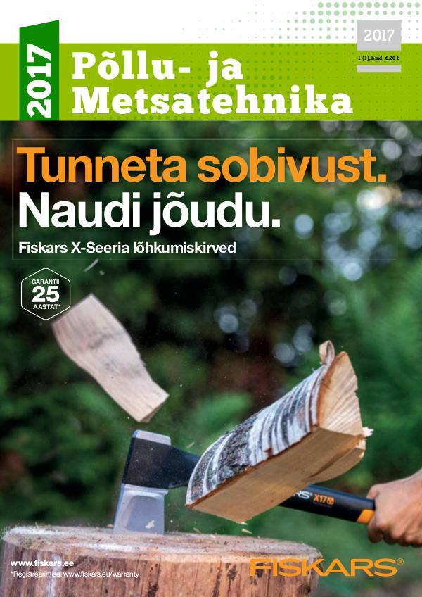 Põllu- ja Metsatehnika 2017