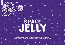 Manual de Identidade Visual - Space Jelly