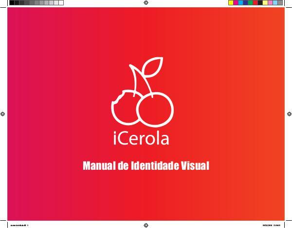 Icerola- Projeto de identidade Visual icerola