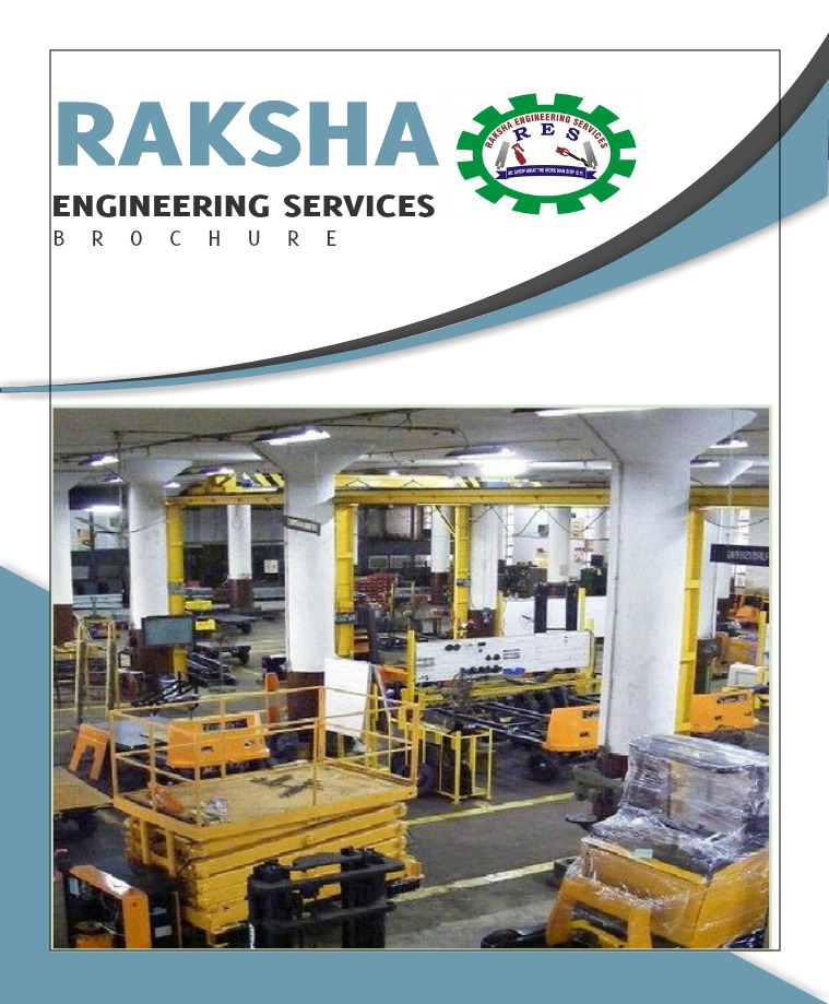 Raksha Engineering Services Company catalogue